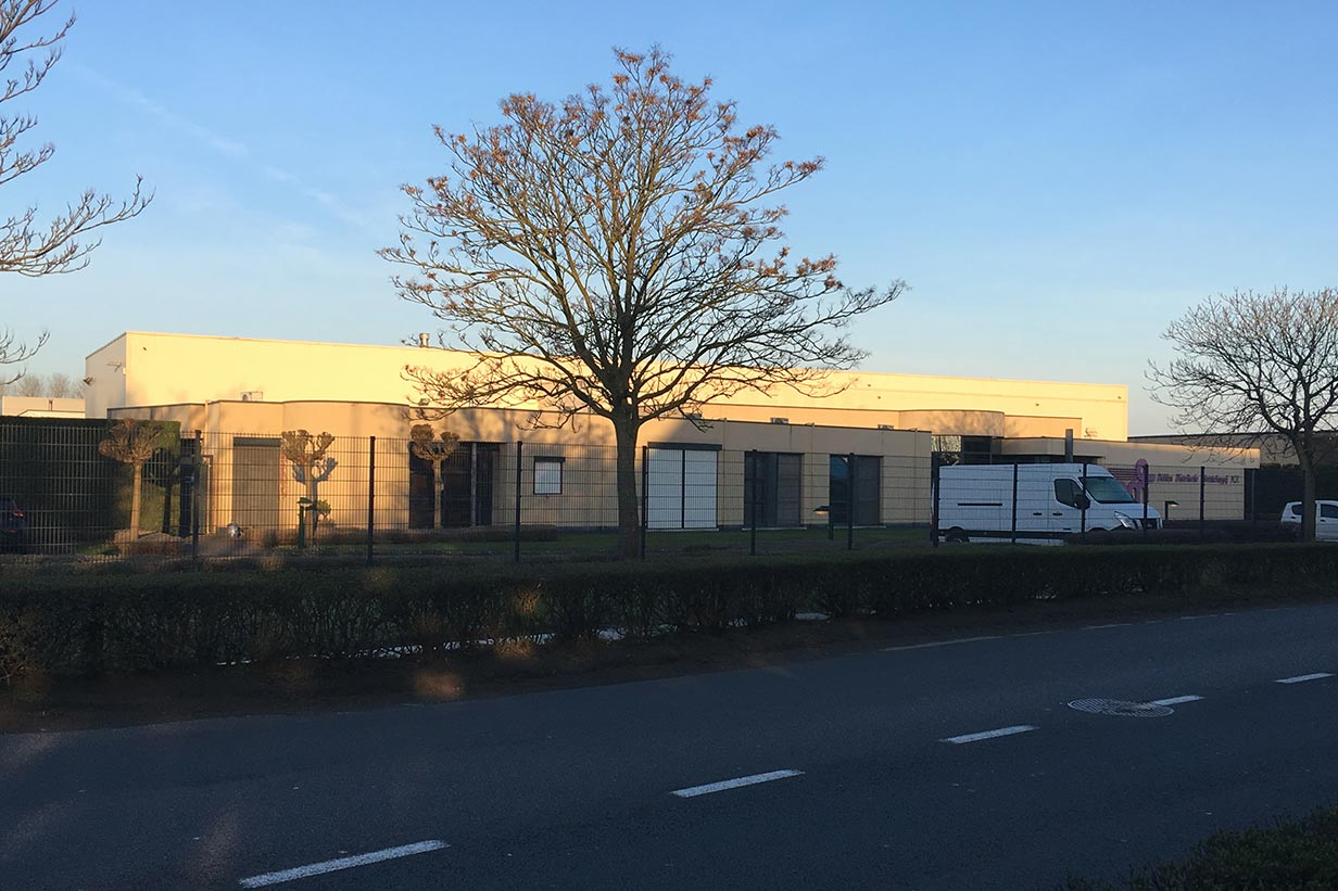 Het nieuwe Cotese Acoustics hoofdkantoor