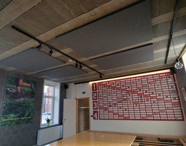 Akoestisch wand- en plafondpaneel Quix Panel