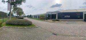 Cotese Acoustics hoofdkantoor