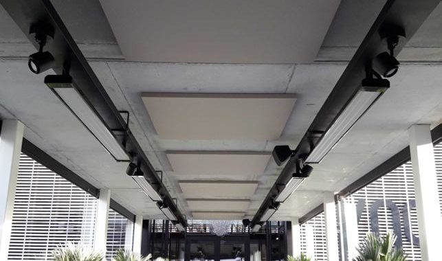 Akoestisch wand- en plafondpaneel Cotese Panel